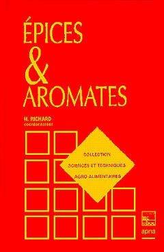 Epices et aromates - lavoisier / tec et doc - 9782852067745 -