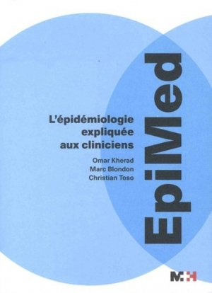 Epimed - medecine et hygiene - 9782880494216