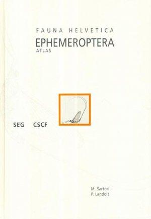 EPHEMEROPTERA - cscf - 9782884140140 -