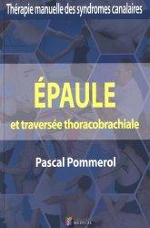 Epaule et traversée thoracobrachiale - sauramps medical - 9791030301489