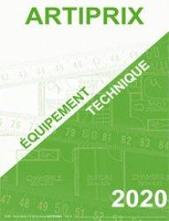Equipement technique 2020 - batirama - 2225686328097 -