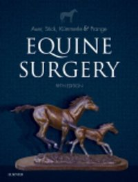 Equine Surgery - elsevier saunders - 9780323484206
