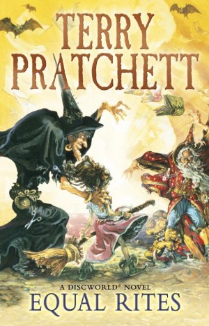 Equal Rites: (Discworld Novel 3) - transworld publisher - 9780552166614 -