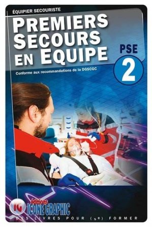 Equipier secouriste - Icone graphic - 9782357385672