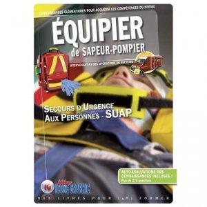 Equipier de Sapeur-Pompier : Intervenant(e) des opérations de secours - icone graphic - 9782357386471 -