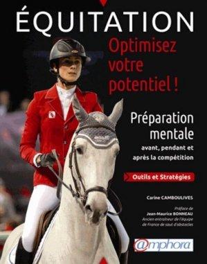 Équitation optimisez votre potentiel ! - amphora - 9782851808530 -
