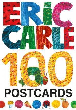 Eric Carle : 100 Postcards - penguin - 9780141360256 -