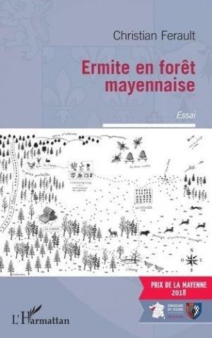 Ermite en forêt mayennaise - l'harmattan - 9782343078717 -