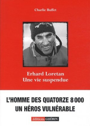 Erhard Loretan - guerin - 9782352210672 -