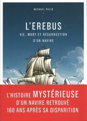 Erebus - guerin editions paulsen - 9782375020876 -