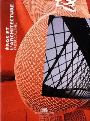 Eros et l'architecture - de la villette - 9782375560198 -