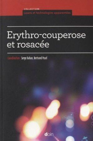 Erythro-couperose et rosacée - doin - 9782704013425 -