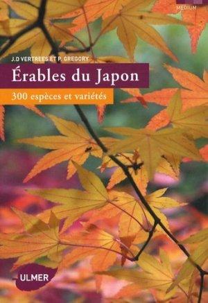 Érables du japon - ulmer - 9782841383993