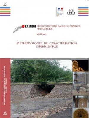 ERINOH - Tome 1, Méthodologie de caractérisation expérimentale - presses de l'ecole nationale des ponts et chaussees - 9782859785000 -