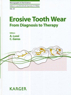 Erosive Tooth Wear - karger  - 9783318025521 -