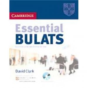 Essential BULATS with Audio CD and CD-ROM - cambridge - 9780521618304