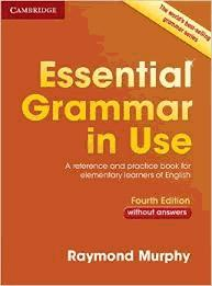 Essential Grammar in Use - Book without Answers - cambridge - 9781107480568 -