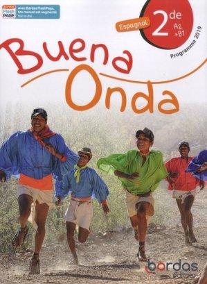 Espagnol 2de A2/B1 Buena Onda - Bordas - 9782047336267 -