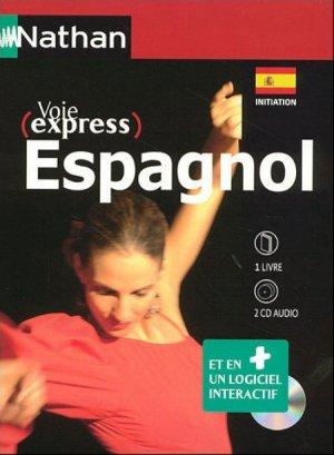 Espagnol initiation - Nathan - 9782098118058 -