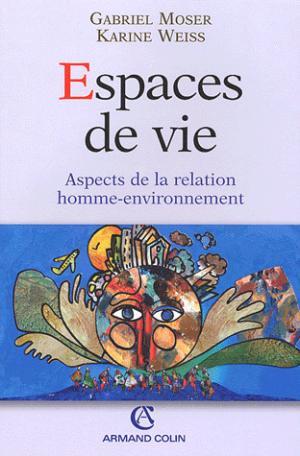 Espaces de vie - armand colin - 9782200261702 -