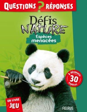 Espèces menacées - Fleurus - 9782215168874 -