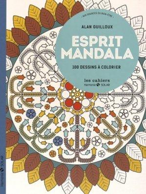 Esprit mandalas - solar - 9782263073298 -