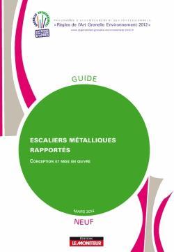 Escaliers métalliques rapportés - Neuf - le moniteur - 9782281150766 -