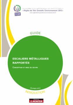 Escaliers métalliques rapportés - Rénovation - le moniteur - 9782281150773 -