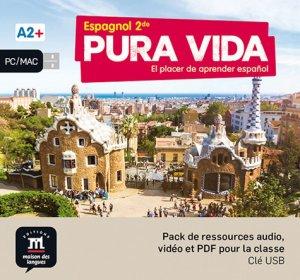 Espagnol 2de A2 Pura vida - 5 - 9782356855428