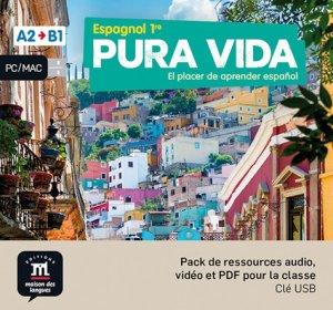 Espagnol 1e Pura vida - 5 - 9782356855800