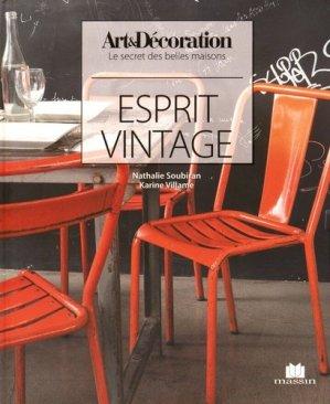 Esprit vintage - massin - 9782707209108