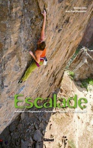 Escalade - glenat - 9782723496599