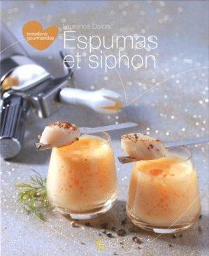 Espumas et siphon - Editions SAEP - 9782737203305 -