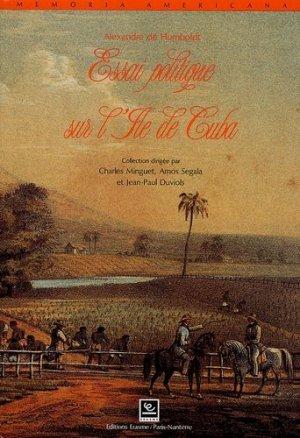 Essai politique sur l'île de Cuba - Editions de l'Espace européen - 9782738800602 -