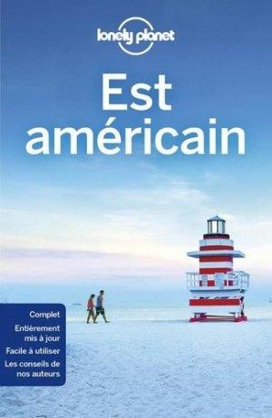 Est américain - Lonely Planet - 9782816186086 -