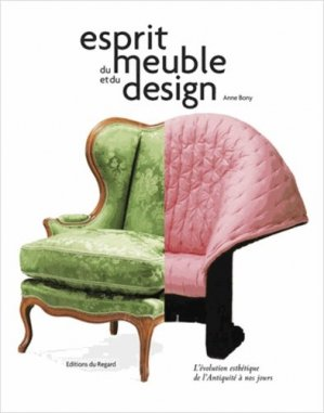 Esprit du meuble et du design - du regard  - 9782841052943 -