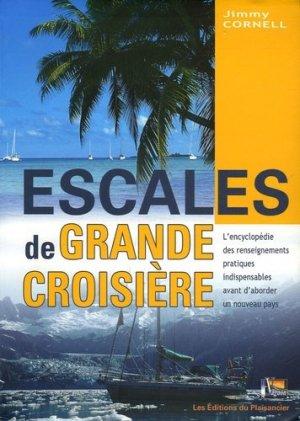 Escales de grande croisière - vagnon - 9782857254812 -