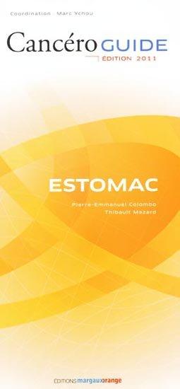 Estomac - margaux orange - 9782914206365 -