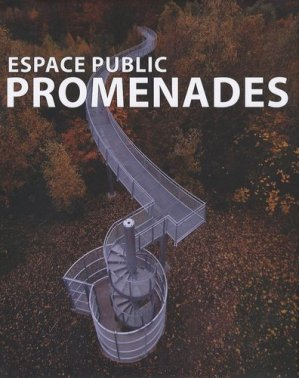 Espace public : promenades - Links Books - 9782917031100 -