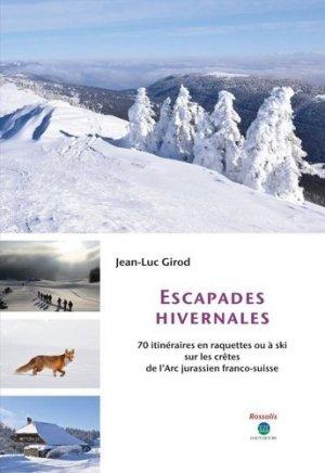 Escapades hivernales - Rossolis - 9782940585373 -