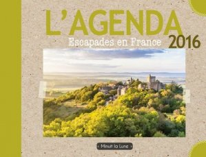 Escapades en France - Minuit la Lune - 9782954484921 -