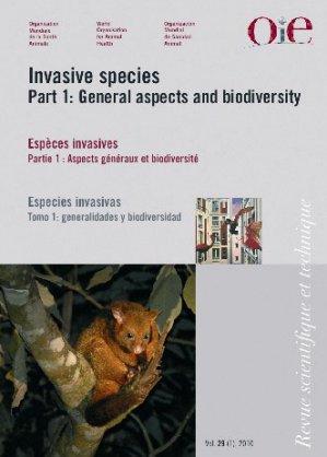 Espèces envahissantes ? Partie 1 : aspects généraux et biodiversité - oie - 9789290447801 -