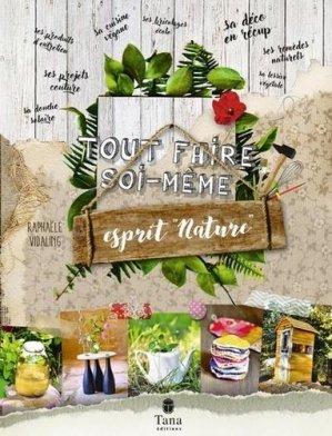 Esprit nature - Editions Tana - 9791030103533 -