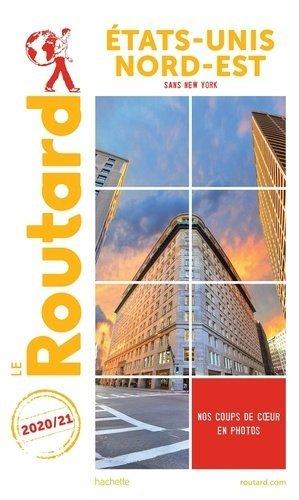 Etats-Unis Nord-Est. Edition 2020-2021 - Hachette - 9782017870692 -