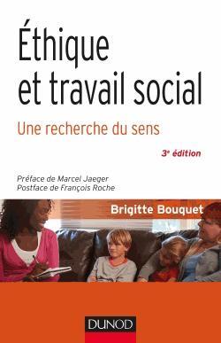 Éthique et travail social - dunod - 9782100763221 -