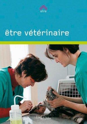 Être vétérinaire - lieux dits - 9782362191930 -
