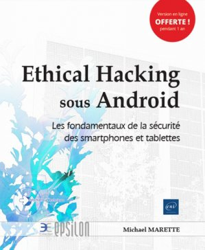 Ethical hacking sous android - eni - 9782409020308 -