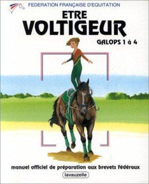 Être voltigeur Galops 1 à 4 - lavauzelle - 9782702503935 -