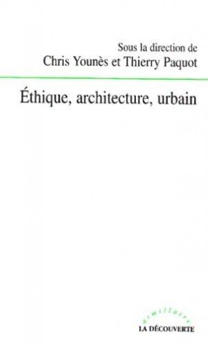 Ethique, architecture, urbain - la decouverte - 9782707133038 -