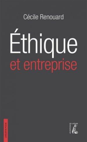 Ethique et entreprise - Editions de l'Atelier - 9782708243026 -